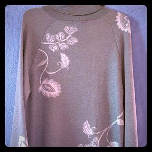 Style & Co long dressy tunic